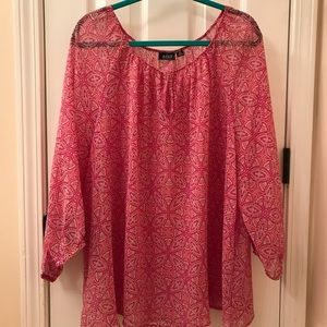Woman's blouse a.n.a from JCPenny